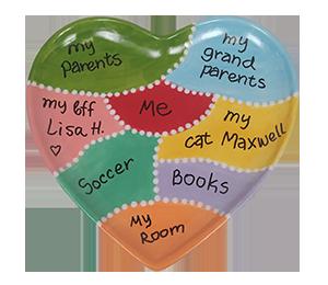 Las Vegas Map Of My Heart